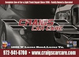 Craigs Car Care